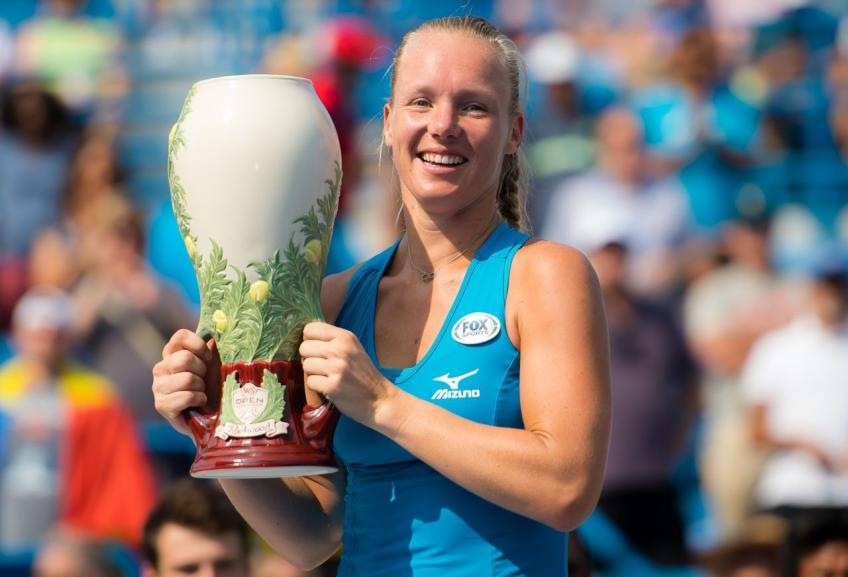 Top 5 WTA matches: No.4, Bertens upsets Halep to take the Cincinnati title