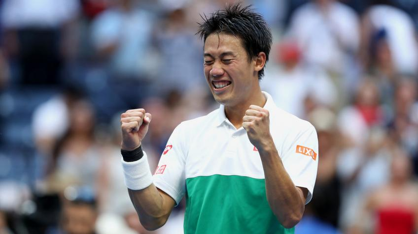 Kei Nishikori wins 2018 JTA Outstanding Player of the Year award