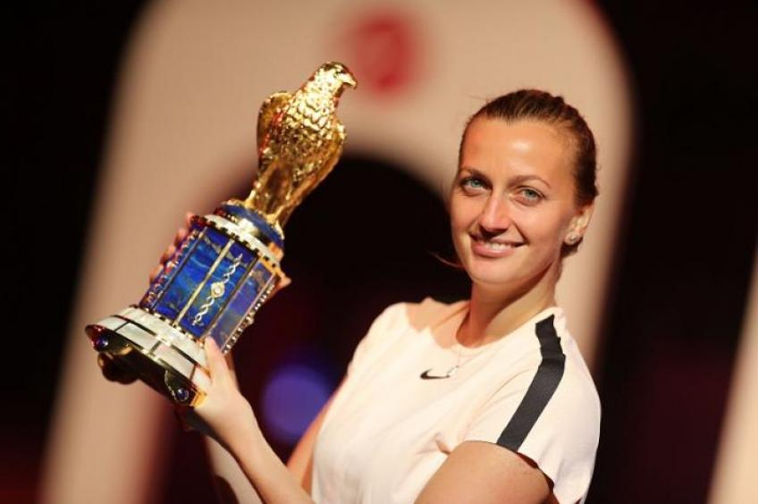 Top 5 WTA matches in 2018: No.3, Kvitova beats Muguruza in Doha