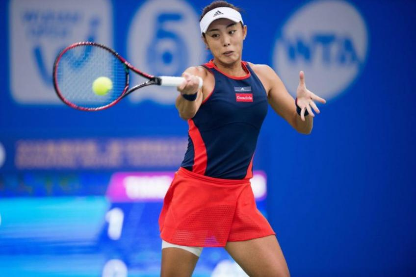 Wang Qiang leads Chinese charge at Shenzhen Open