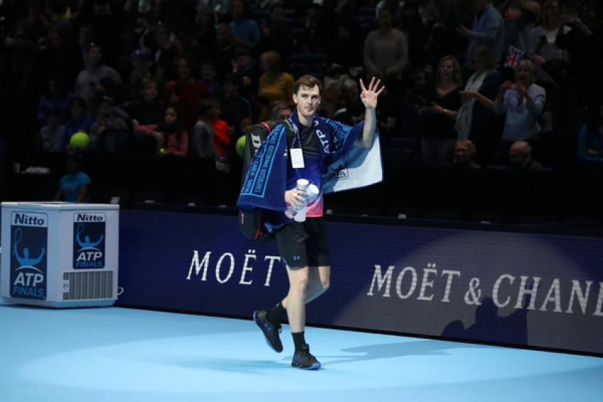 Jamie Murray to compete at the Royal Albert Hall with tennis legends