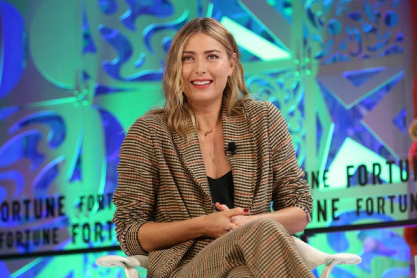 Maria Sharapova explains why she moved from Russia to United States