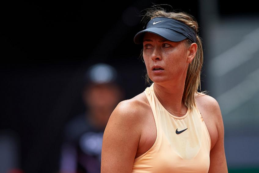 My body is not like when I was 20 years old, says Maria Sharapova