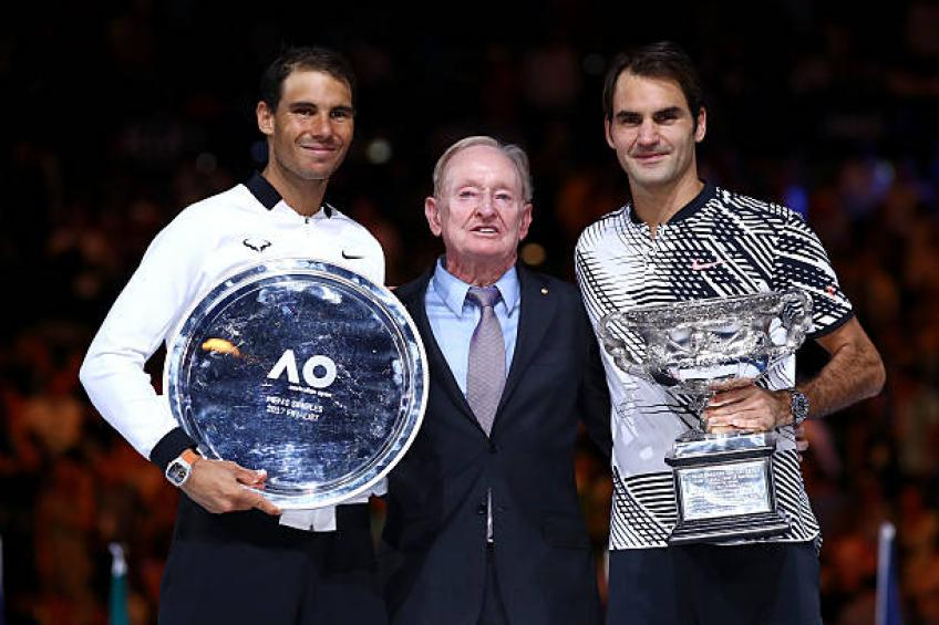 Roger Federer and Rafael Nadal are amazing guys, says Pablo Andujar
