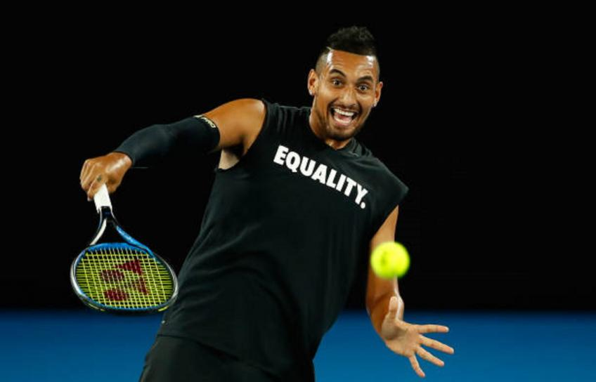 Nick Kyrgios named best athlete of the year for Canberra natives