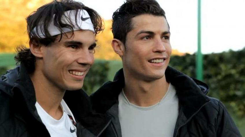 Rafael Nadal has Ronaldo's work ethic. Federer is like Messi - Uncle Toni