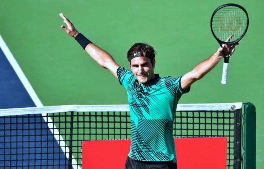 Roger Federer: 2017-2018 January was one of my biggest times ever