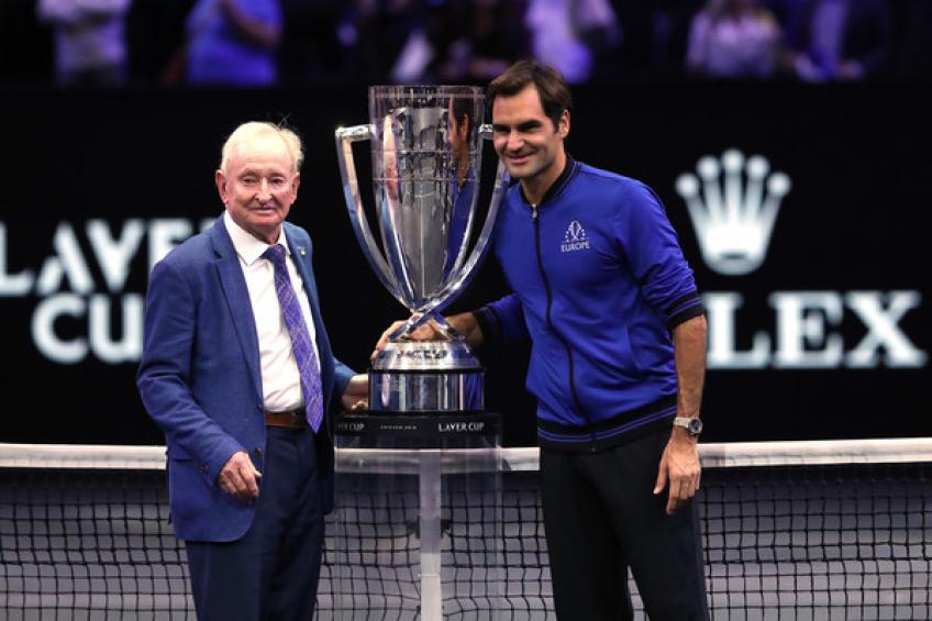 Laver Cup secures another big partner in Credit Suisse