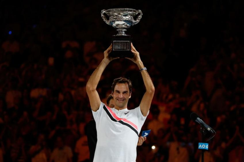 2018 in review: Roger Federer earns glory in Melbourne
