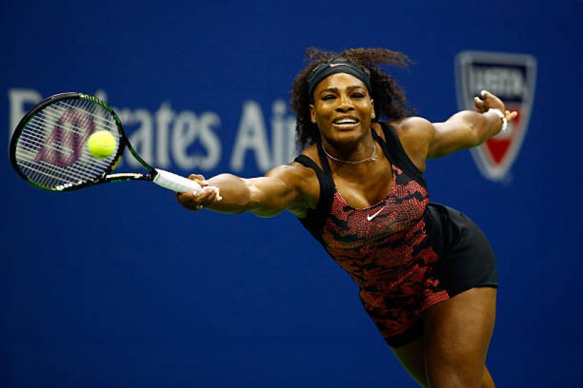 Dealing with expectations is not easy, says Serena Williams