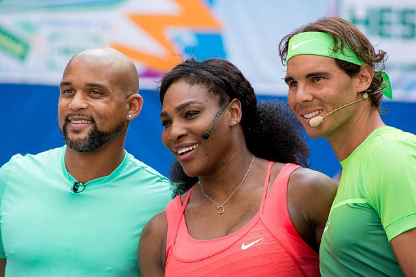 Serena Williams: 'People come to tennis to see Federer, Nadal, Bryans'