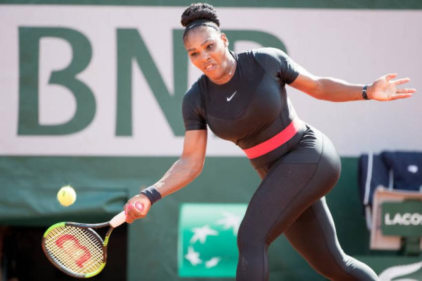 Serena Williams: People show up at my house at 5:00 AM trying to test me