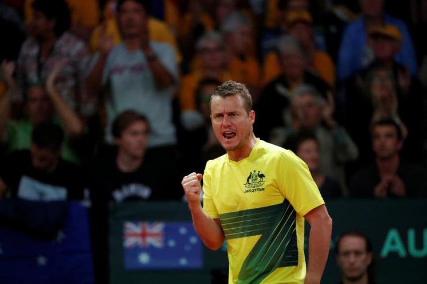 Lleyton Hewitt gives thoughts on Australian Open 2019 Play-off player field