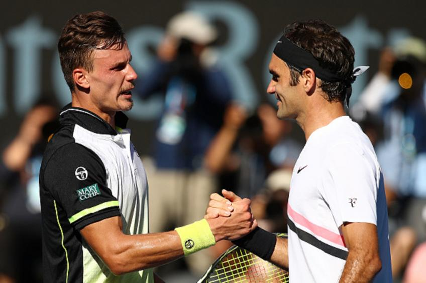 Facing Roger Federer in Melbourne one of my top highlights: Fucsovics