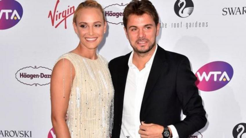 Stan Wawrinka would be my ideal mixed doubles partner,says girlfriend Vekic