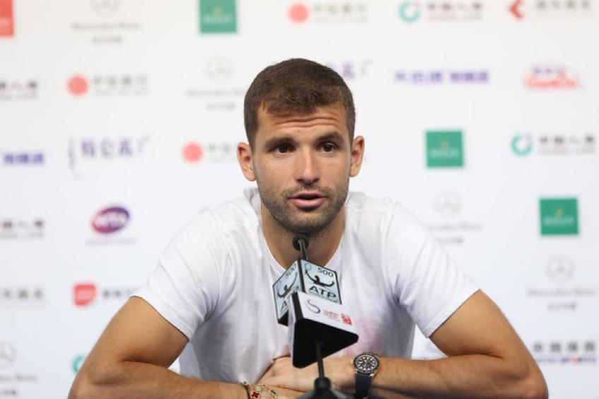 Grigor Dimitrov clarifies his statement about Sofia Open, saying..