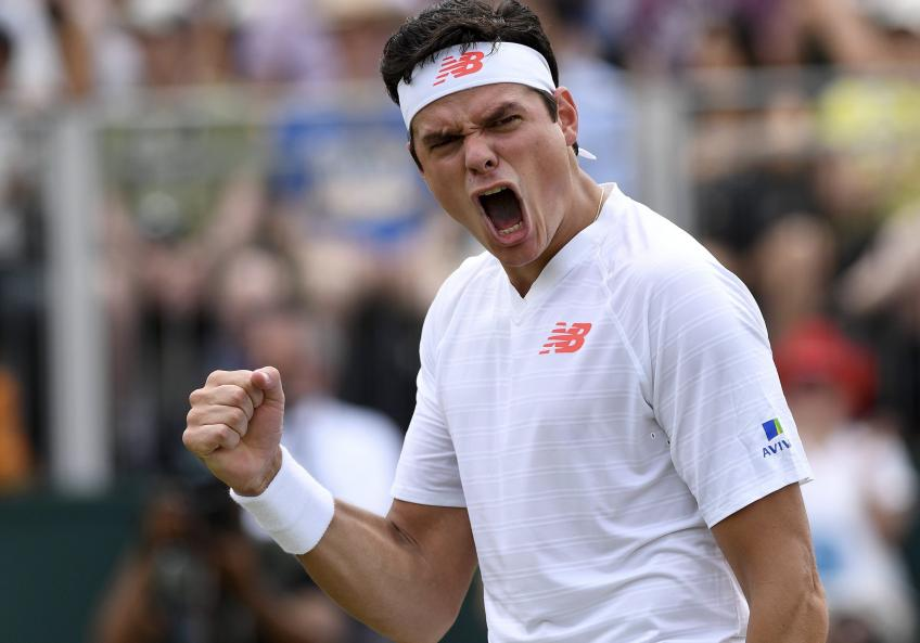 Milos Raonic putting in hard offseason work as he looks forward to 2019