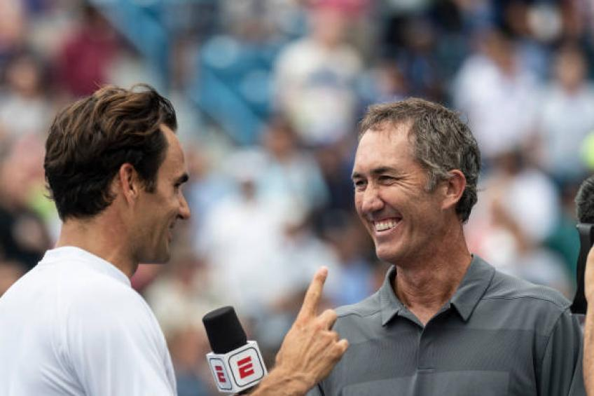 Darren Cahill says he declined to coach Roger Federer