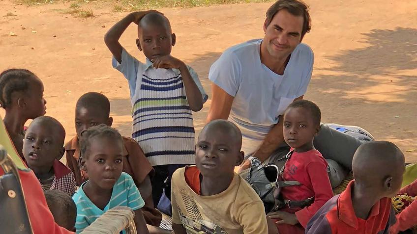 Playing in Africa would be a dream for Roger Federer, says close source