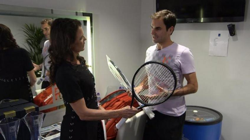 Annabel Croft: I have learned to never underestimate Roger Federer