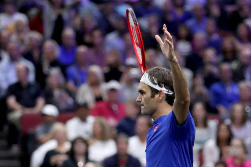 Federer: I never thought Laver Cup would be held in Switzerland so soon