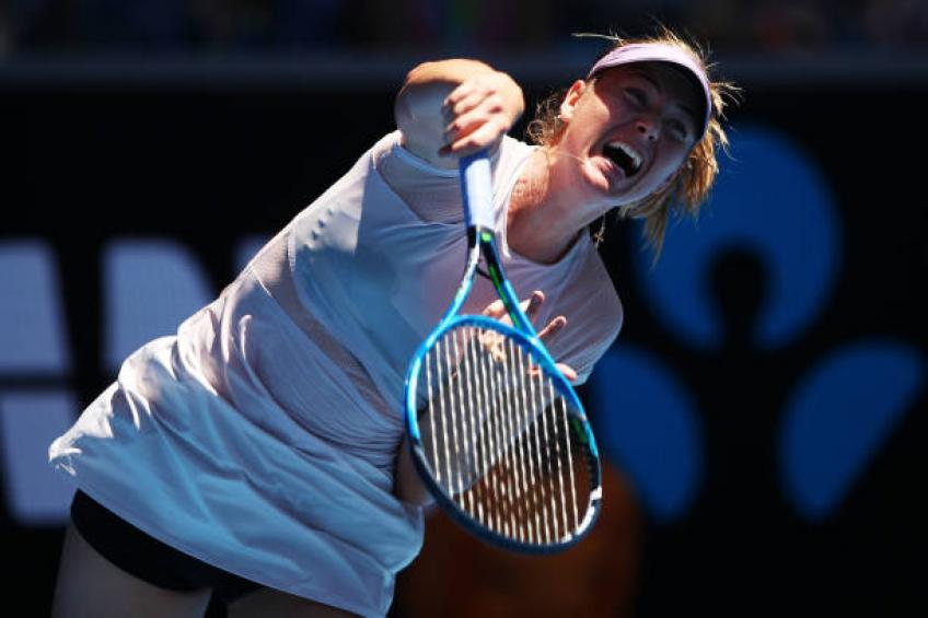Maria Sharapova: 'The biggest surprise in my career was...'