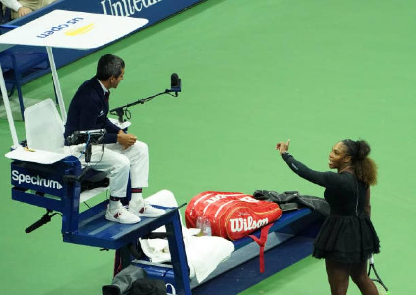 Serena won't be influenced by US Open controversy, says top tennis chief