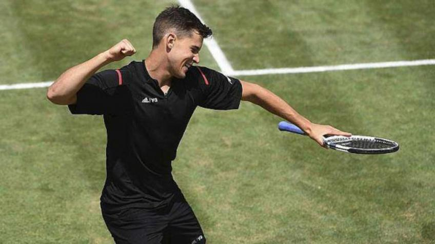 Dominic Thiem keen on challenging Federer: I dreaming of winning Halle