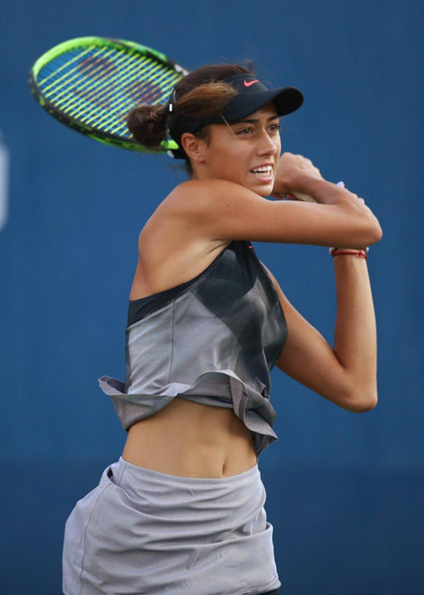 Can lucky loser Olga Danilovic push her luck into the upcoming season?