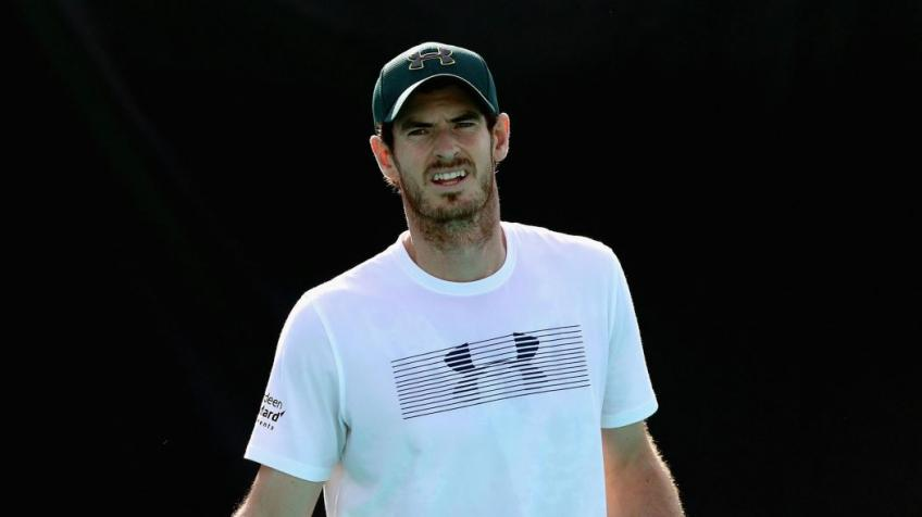 Andy Murray plans to arrive in Brisbane week before Brisbane International