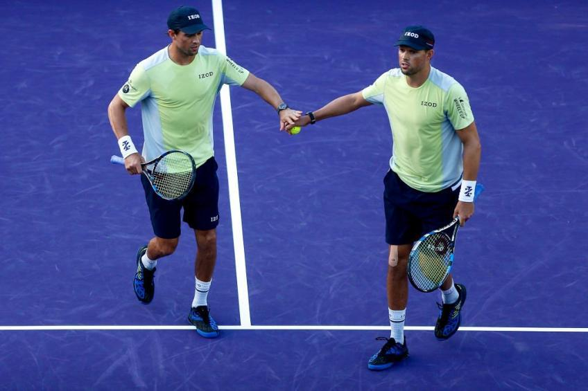 Bob Bryan to return to competitive action with brother Mike in Brisbane