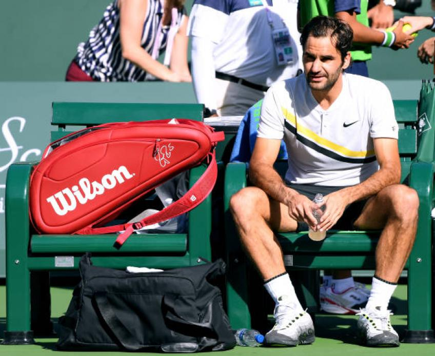 Roger Federer doesn't play for money, says Nicolas Massu