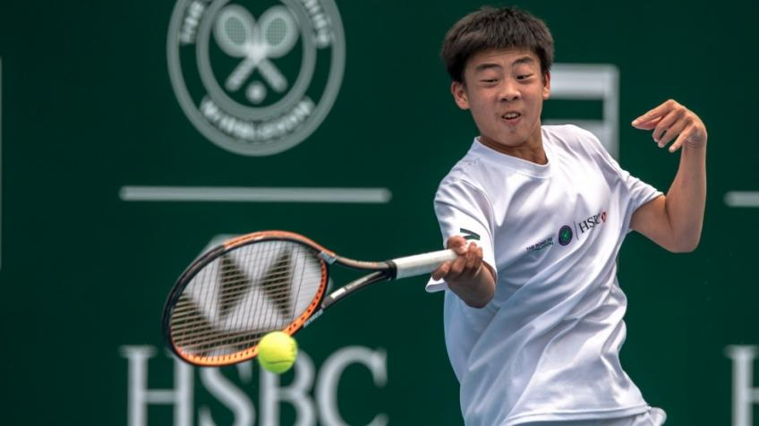 Coleman Wong Hopes to Become World No. 1 in the Future
