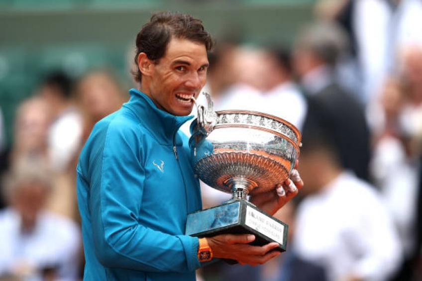 No one will win as many French Open titles as Rafael Nadal,says Carlos Moya