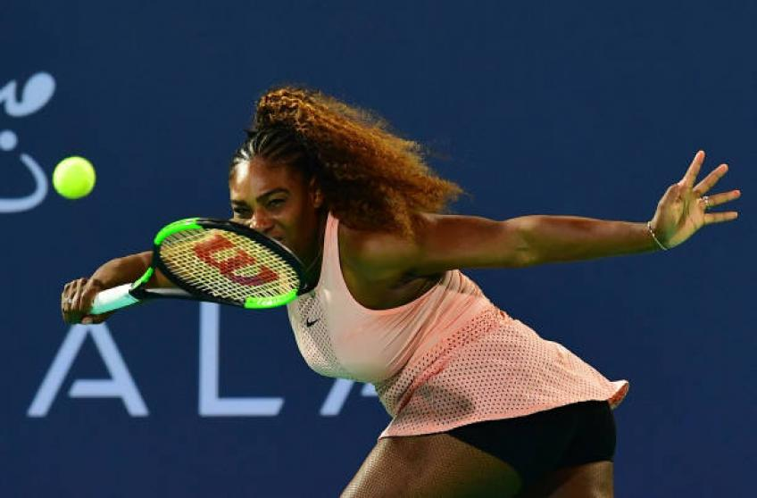 Ferrero: 'Serena Williams has a strong personality. I admire her a lot'