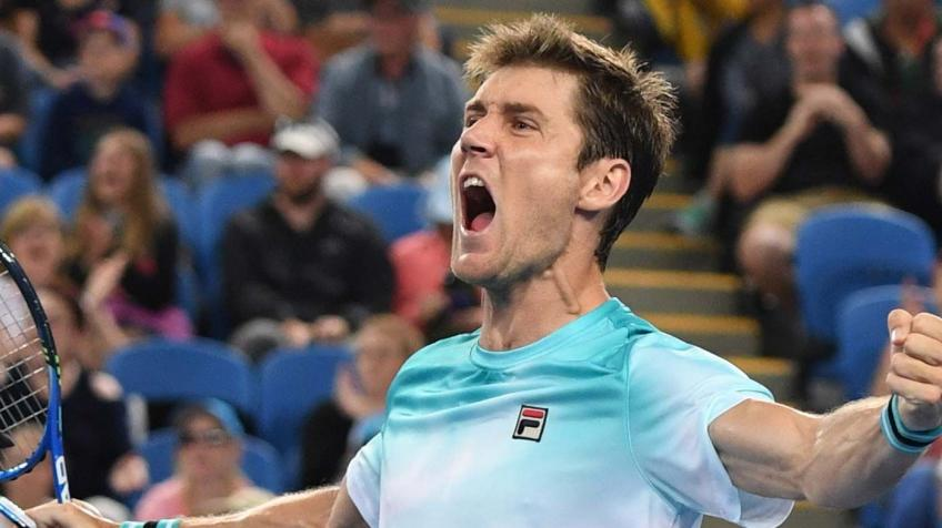 Australia's Matt Ebden targets big wins and Hopman Cup title