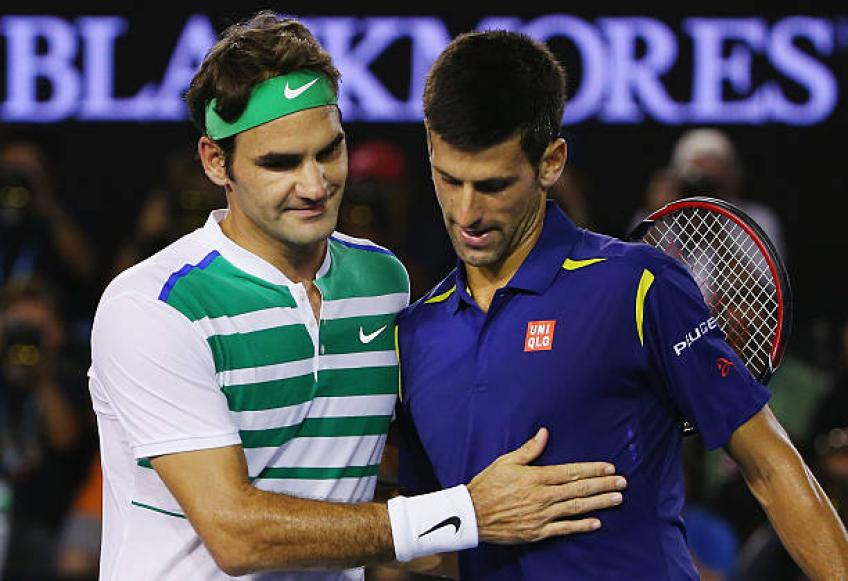 Former player reveals details on strange Federer-Djokovic relationship