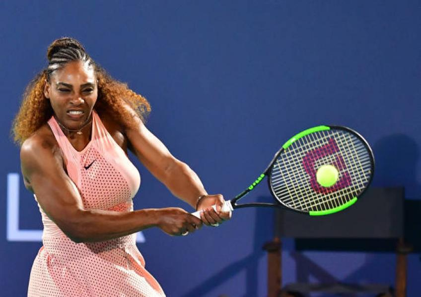 Serena sweeps Hopman Cup singles ahead of Slam record bid
