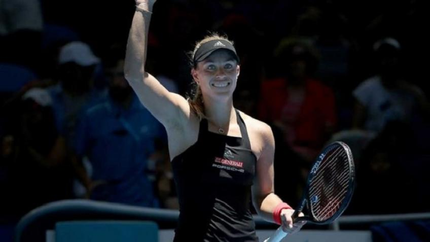 Hopman Cup: Kerber and Zverev seal victory for Germany