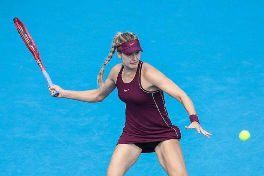 WTA Auckland: Bouchard and Puig off to a winning start