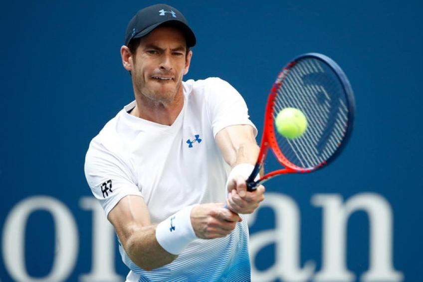 ATP Brisbane: Andy Murray tops James Duckworth for the positive start