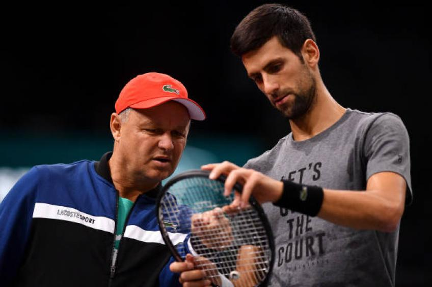 Marian Vajda has brought Novak Djokovic to his best level,says tennis coach
