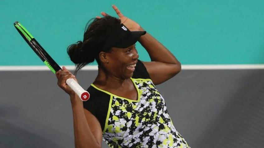 Venus Williams Plans to Compete in Record-Breaking Sixth Olympic Games