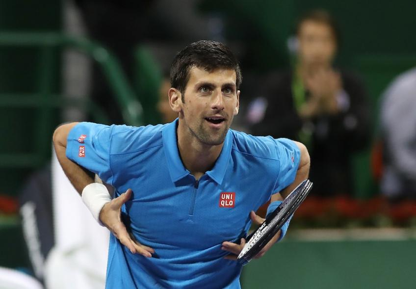 ATP Doha - Wednesday Schedule: Novak Djokovic to play two matches!