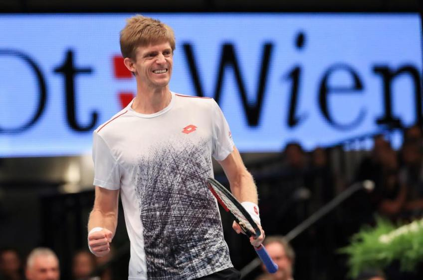 Kevin Anderson Trains with Special Olympics Athletes in Abu Dhabi