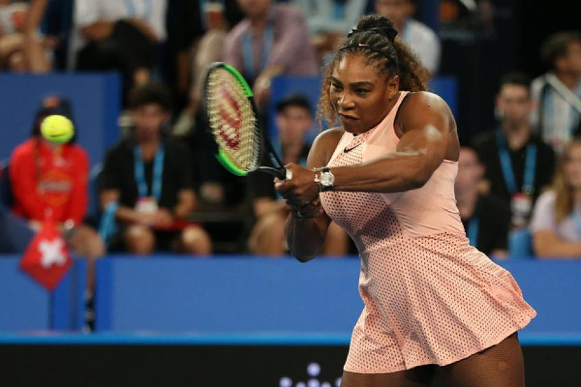 Hopman Cup: Serena Williams wins but the USA falls to ...