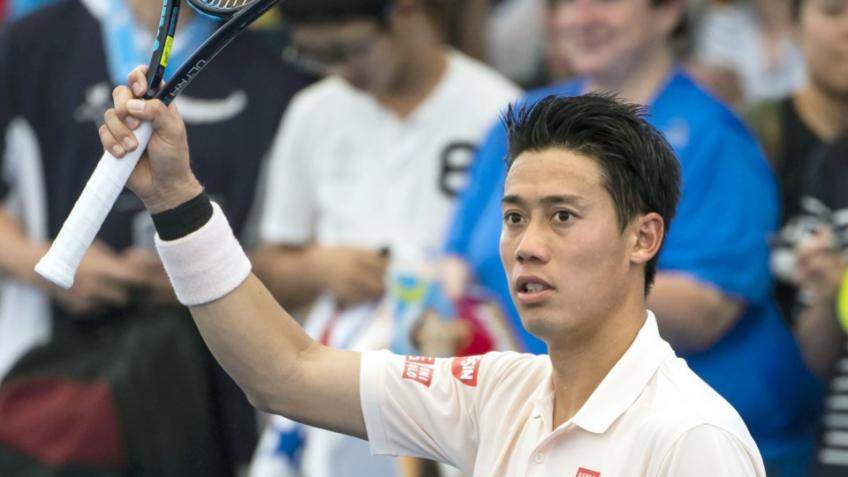 Nishikori back on track in 2019 after downing Dimitrov in Brisbane