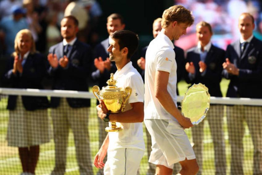 Kevin Anderson reveals his biggest regret about Wimbledon loss