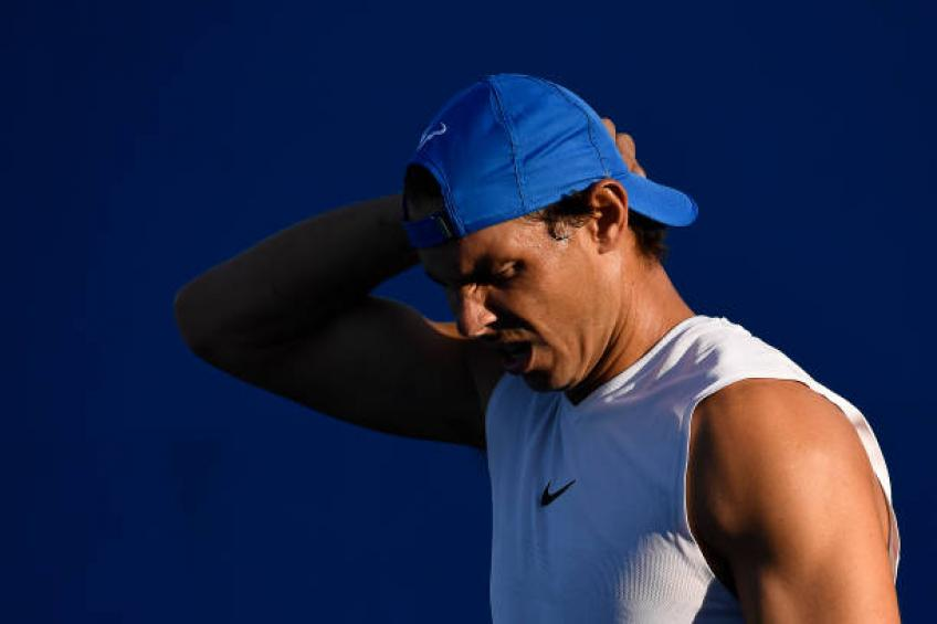 Nadal says 'no pain' after Sydney tie as Slam looms