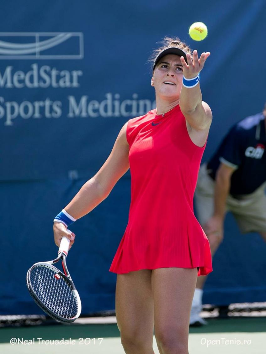 Getting to know Bianca Andreescu